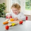 New Classic Toys-Toidulõikamine Hommikusöök