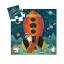 Silhouette puzzles - Kosmoselaev 16osa